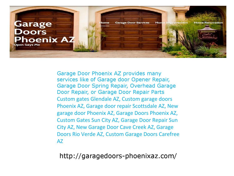 Custom Gates Garage Doors Repair And New Garage Door