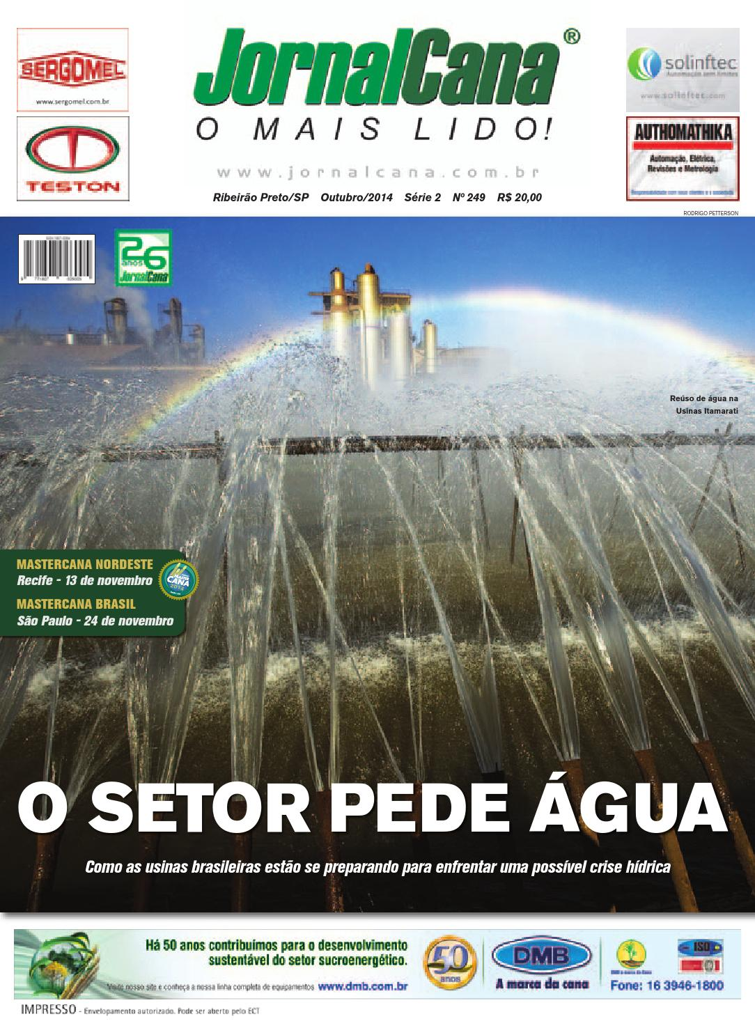 JornalCana 249 (Outubro 2014) by ProCana Brasil - issuu 45ea99b581f7b