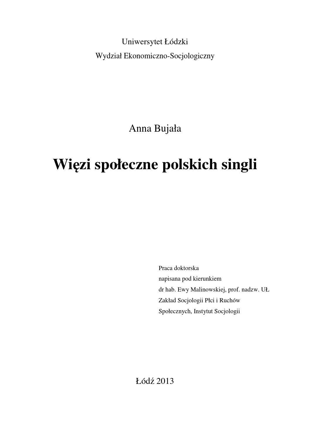 Jak to robi single - Wynik z Google Books