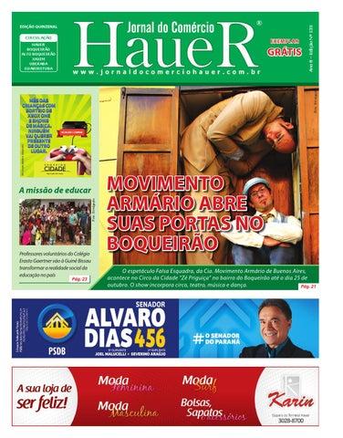 Jornal do Comércio Hauer - Edição nº 133 by Jornal Comércio Hauer ... 75fda52fc2