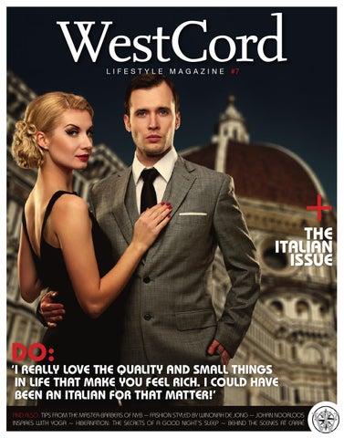 Westcord Magazine 7 Engelse Versie By Westcord Hotels Bv Issuu