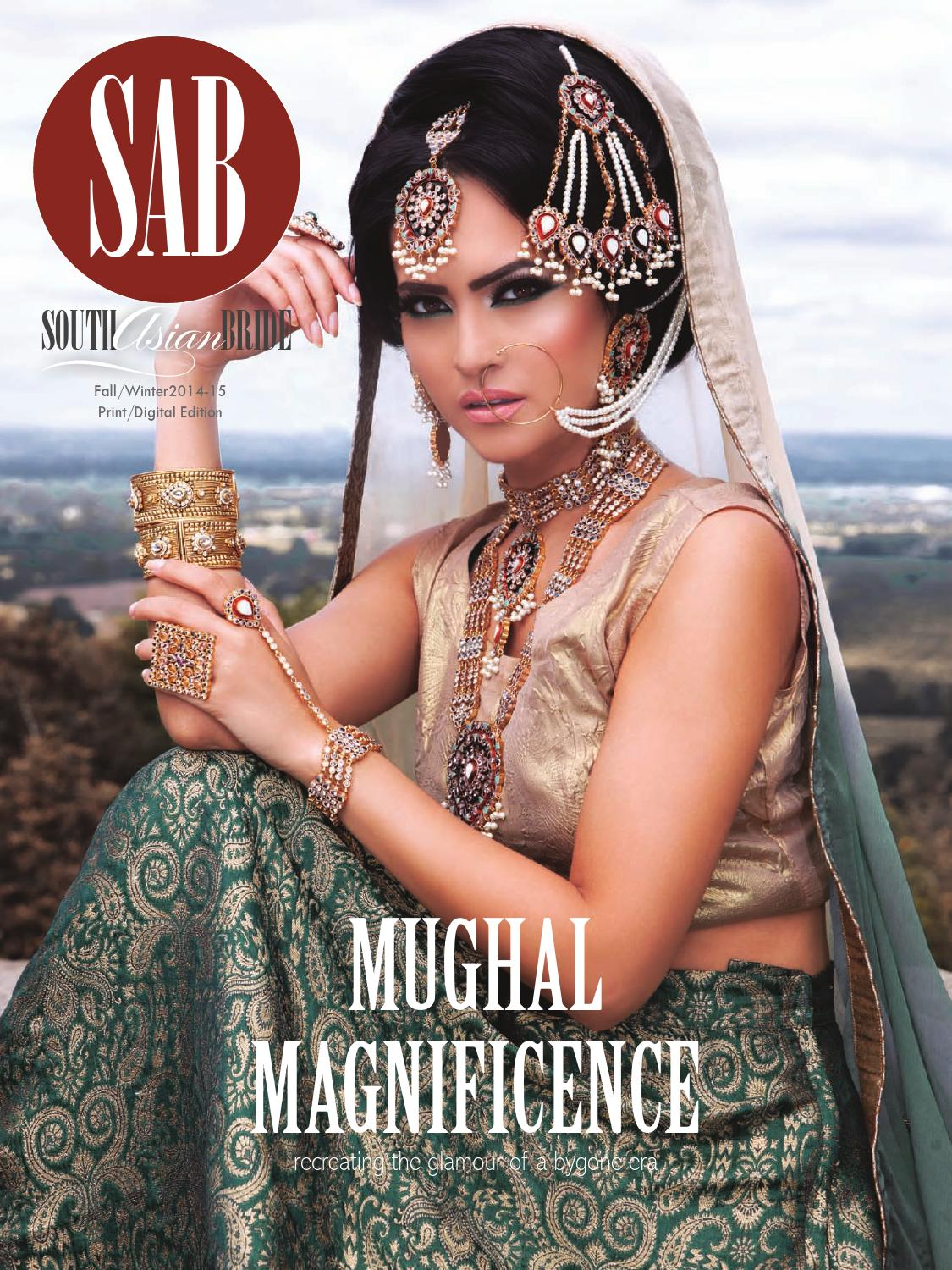 magazine models bride Asian