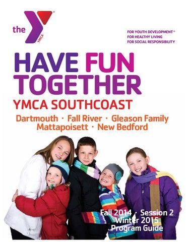 dac5681817 YMCA SOUTHCOAST Fall 2 2014 winter 2015 program guide by YMCA ...