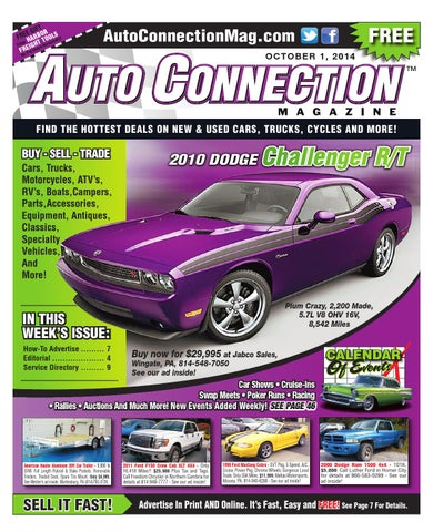 10 01 14 auto connection magazine by auto connection magazine issuu page 1 fandeluxe Images