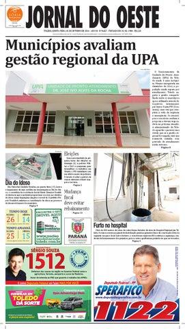 748ba96951 Jornal do Oeste 02 de Outubro 2014 by Jornal do Oeste - issuu