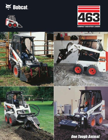 Bobcat 463 by BobCat's Service & Parts S A C  - issuu
