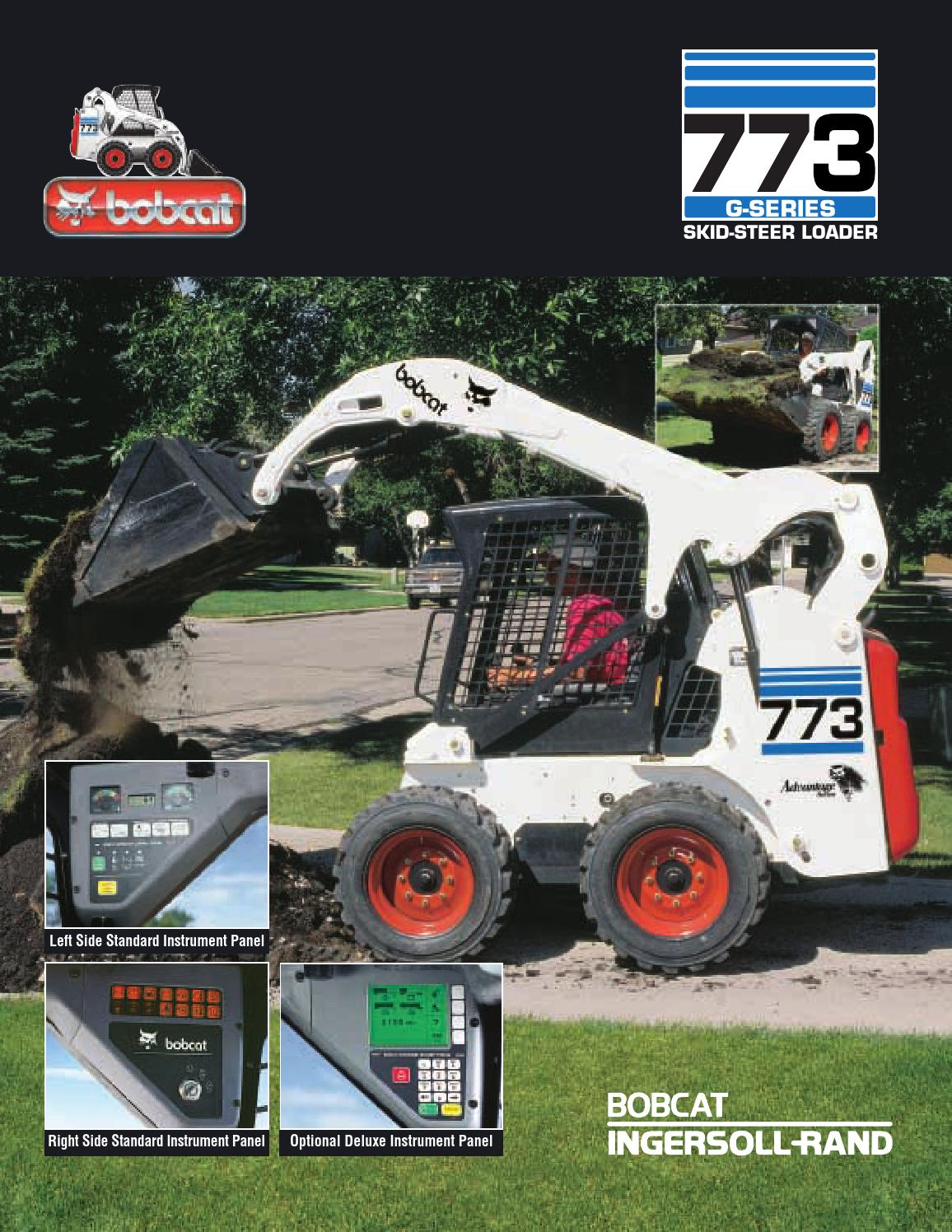 Bobcat 773G by BobCat's Service & Parts S A C  - issuu