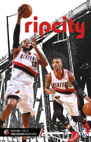 portland trail blazers 2014 15 media guide by trailblazers issuu rh issuu com