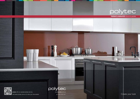 Polytec thermolaminated brochure by Grendesign - issuu