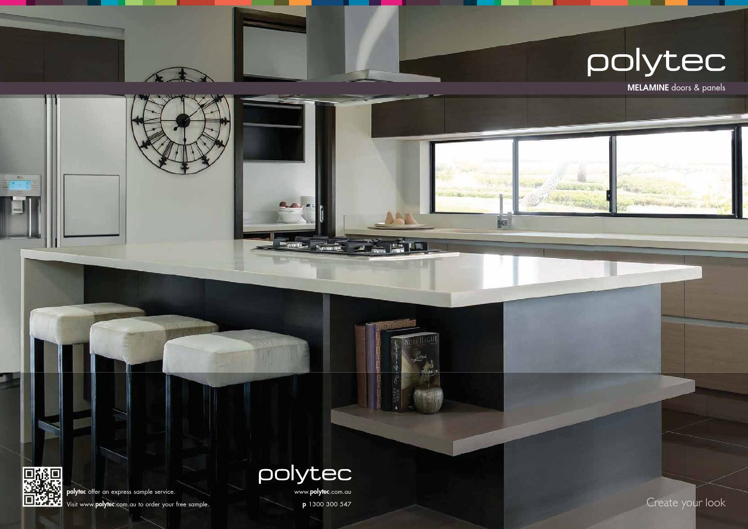 & Polytec mlamine brochure web 1411474849 by Grendesign - issuu