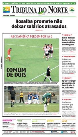 Tribuna do Norte - 02 10 2014 by Empresa Jornalística Tribuna do ... 600d7ca79b11b