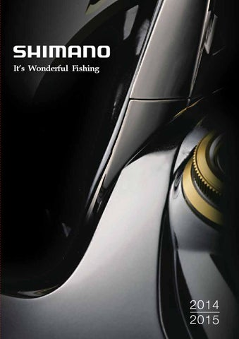 5d82d7fd429 Shimano S.E.A Catalogue 2018 2019 by Shimano South East Asia - issuu