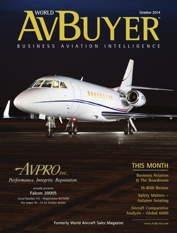AvBuyer Magazine October 2014 by AvBuyer Ltd  - issuu