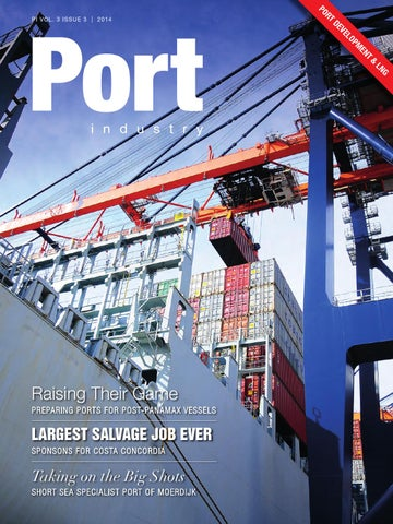Port Industry, Vol 3 No 3