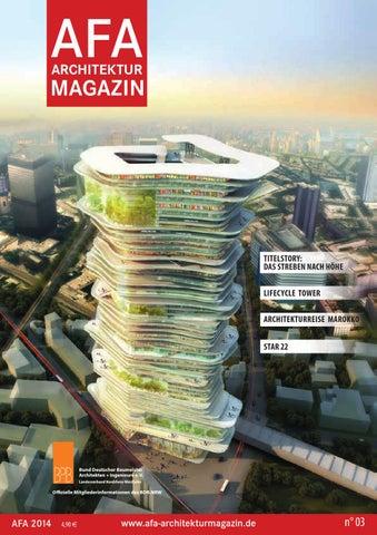 AFA Architekturmagazin 03/2014 by AFA Architekturmagazin - issuu
