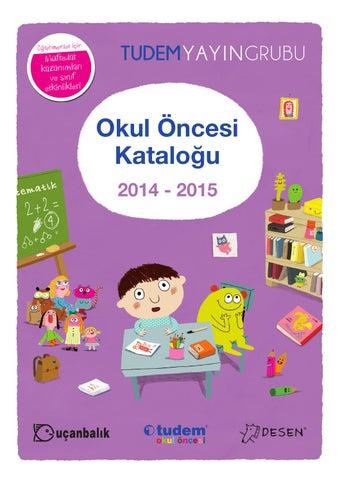 Tudem Yayin Grubu Okul Oncesi Katalogu 2014 2015 By Tudem Issuu