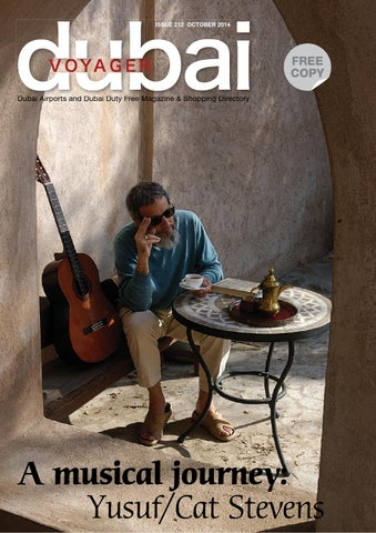 Dubai Voyager October 2014 By Motivate Media Group Issuu
