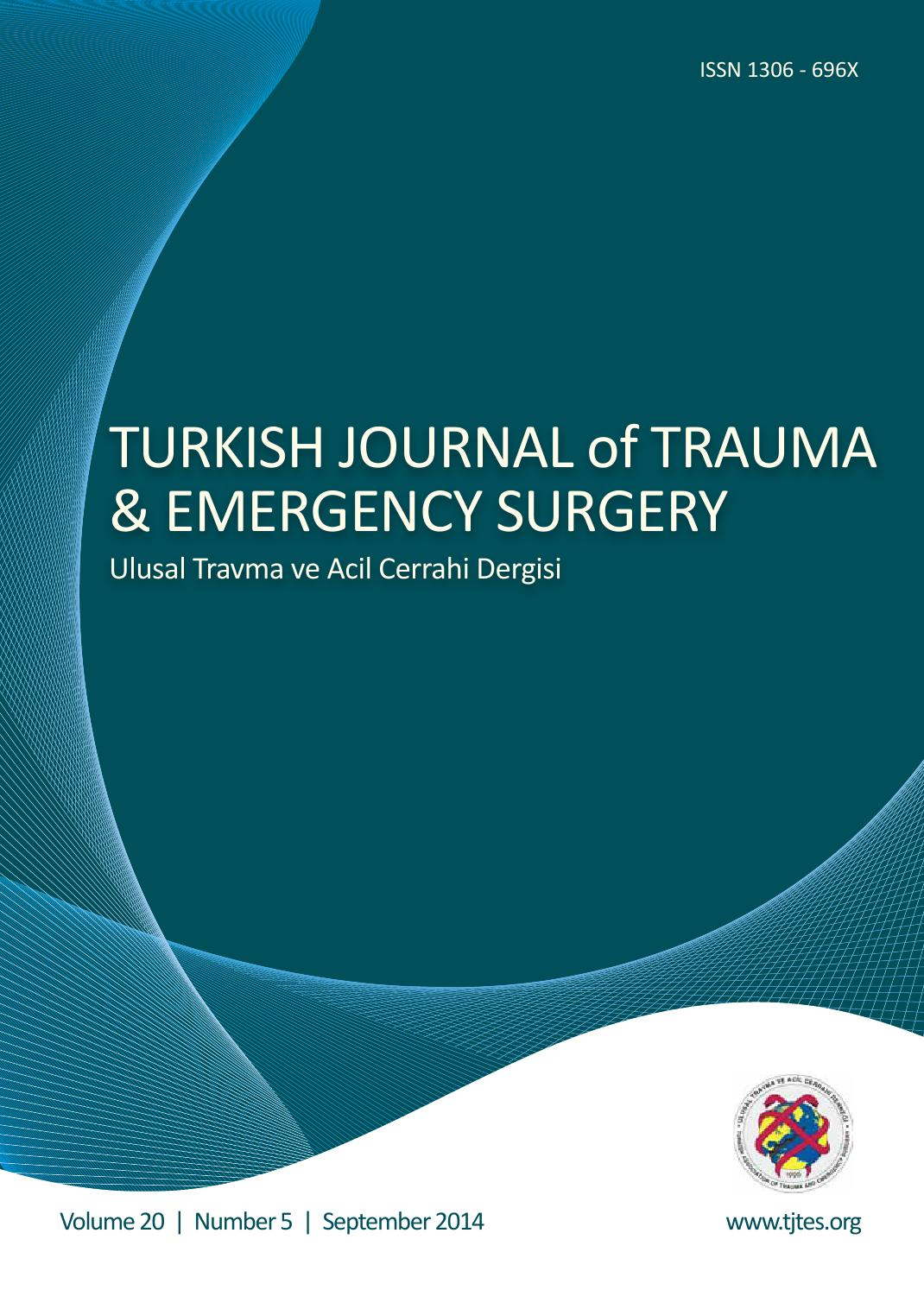 Travma 2014 5 By Karepublishing Issuu