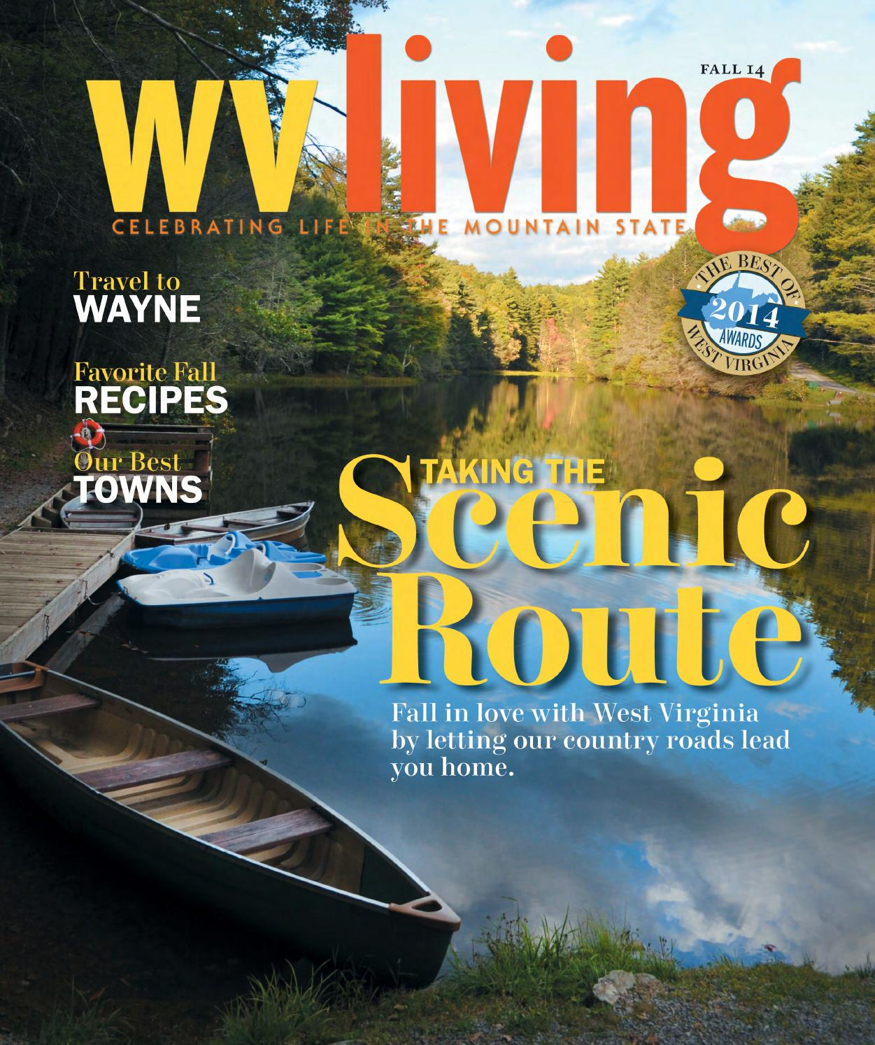 Wv living fall 2014 by wv living issuu malvernweather Images
