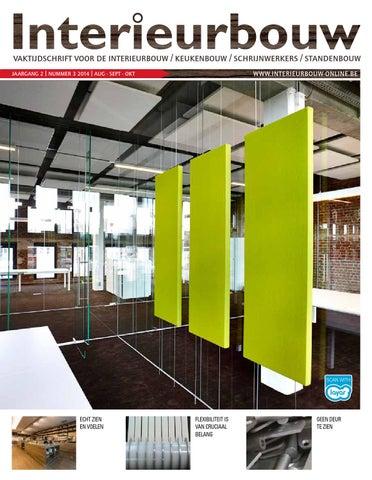 De Leeuw Interieurbouw.Interieurbouw Be 03 2014 By Louwers Uitgeversorganisatie Bv Issuu