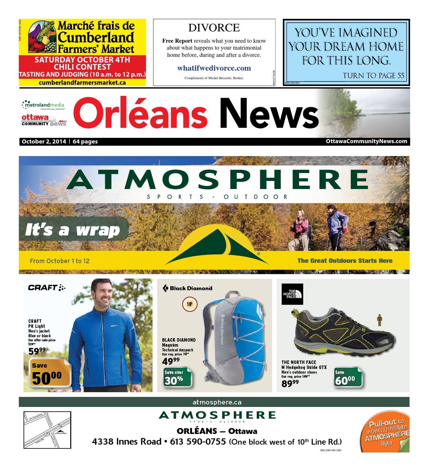 sale retailer 27291 aff62 Orleans100214 by Metroland East - Orleans News - issuu