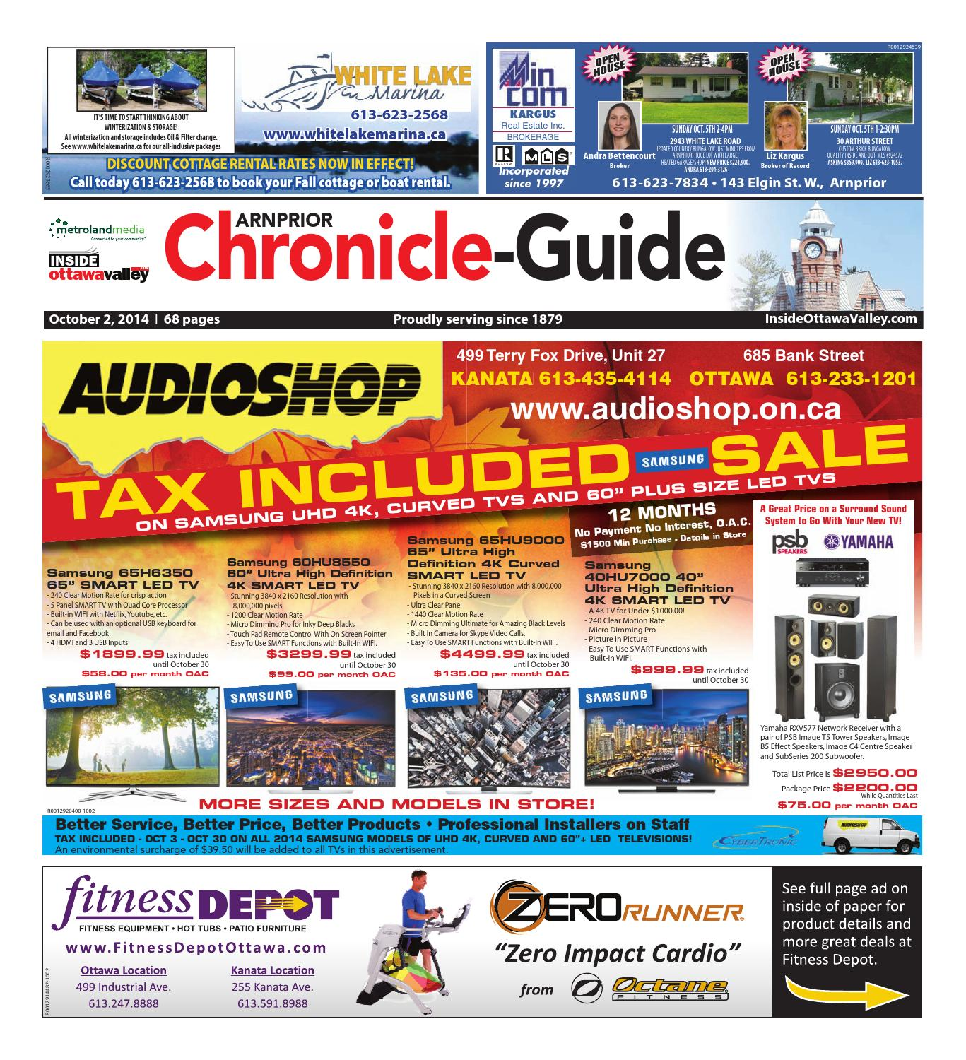 Arnprior100214 By Metroland East Arnprior Chronicle Guide Issuu Bor Impact Drivers Wrench Ryobi Iw 2000