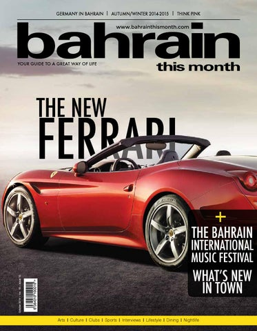 4b10197078a Bahrain This Month - October 2014 by Red House Marketing - issuu