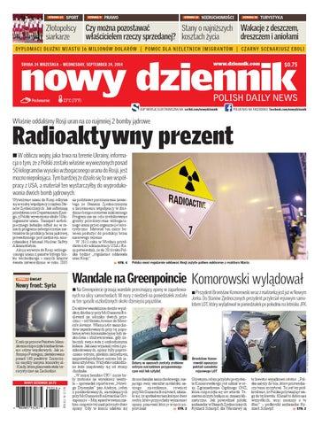 1071350aba Nowy Dziennik 2014 09 24 by Nowy Dziennik - issuu