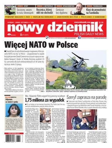 ee166e92f Nowy Dziennik 2014/09/06 by Nowy Dziennik - issuu