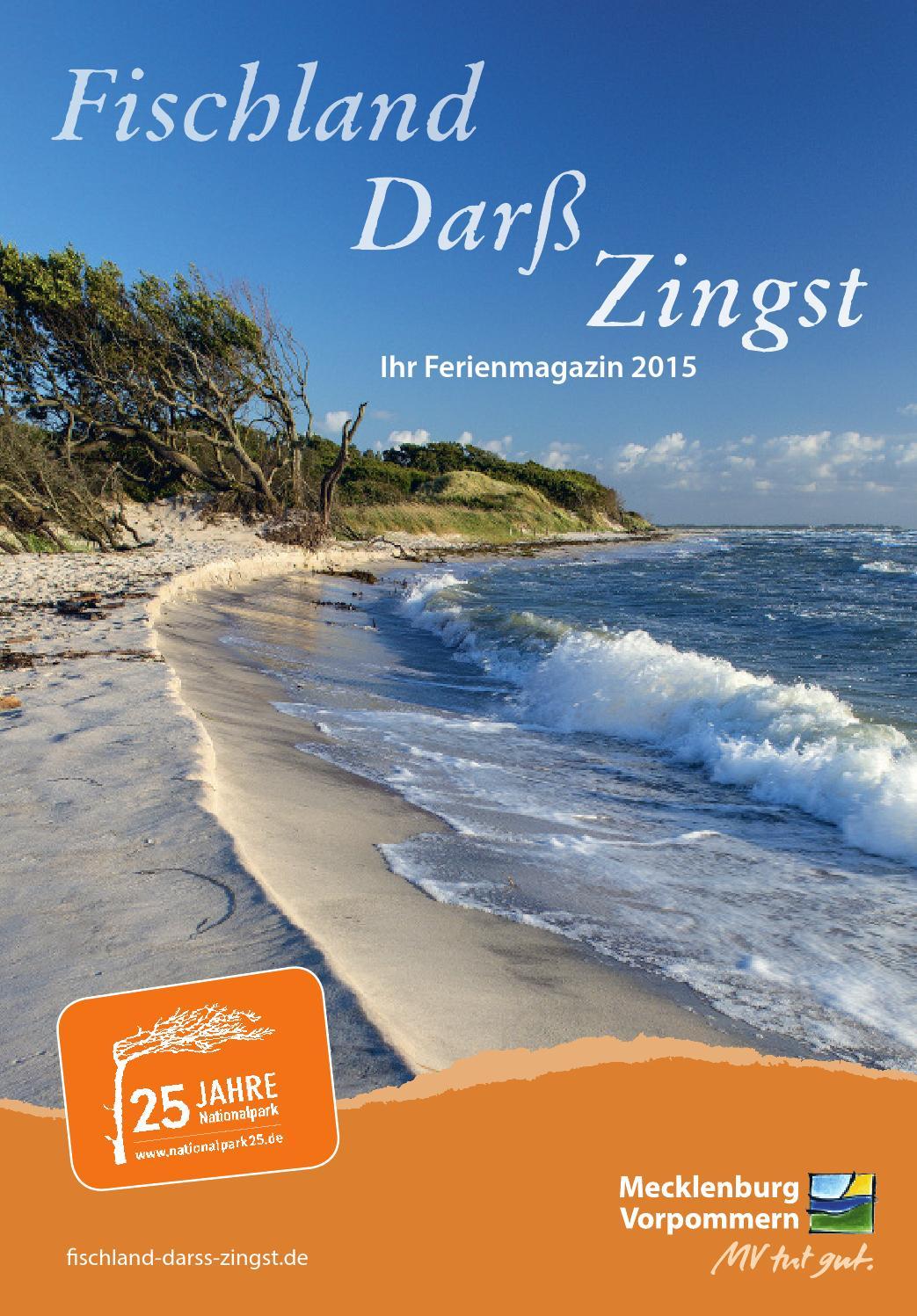 Ferienkatalog 20 by Tourismusverband Fischland Darß Zingst e.V. ...
