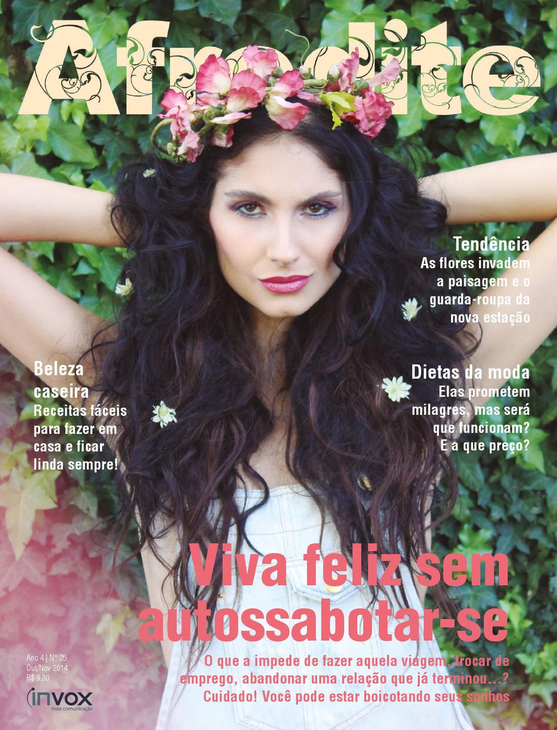 2b7b5aeac0b5f Afrodite25 by RevistaAfrodite - issuu