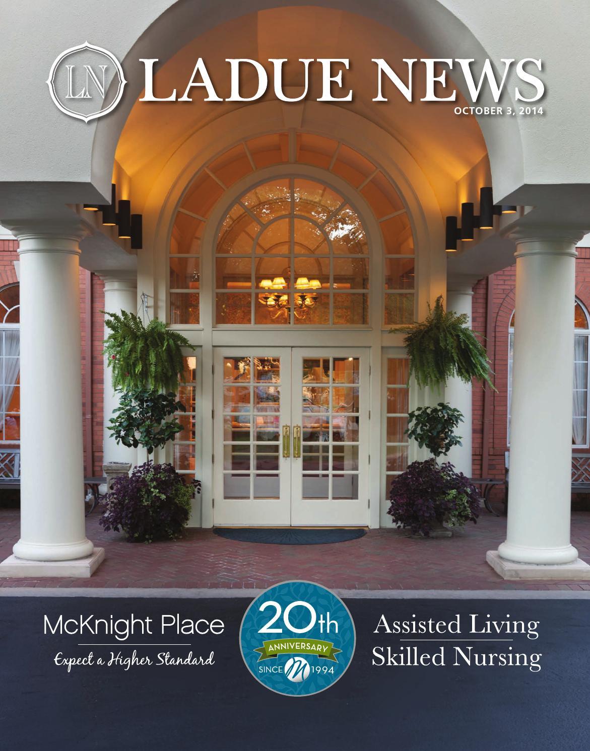 October 3, 2014 by Ladue News - issuu