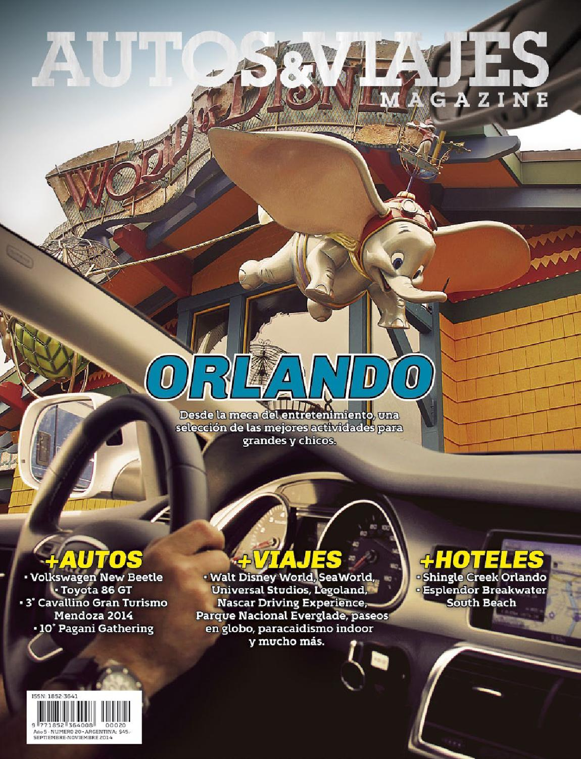 Autos Viajes Magazine 20 Sep Nov 2014 By Autos Viajes Issuu