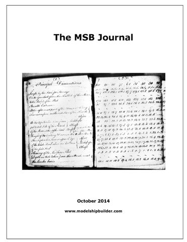 The msb journal october 2014 by msb journal issuu page 1 the msb journal publicscrutiny Image collections