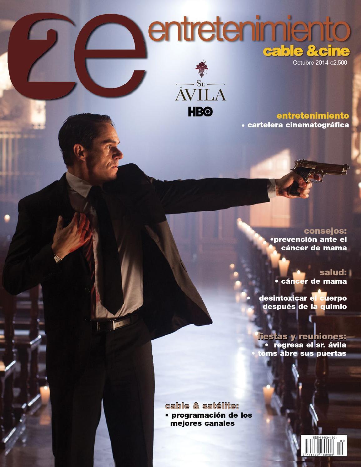 wholesale dealer 9a0d7 60783 Revista edición octubre by Revista Entretenimiento Cable   Cine - issuu