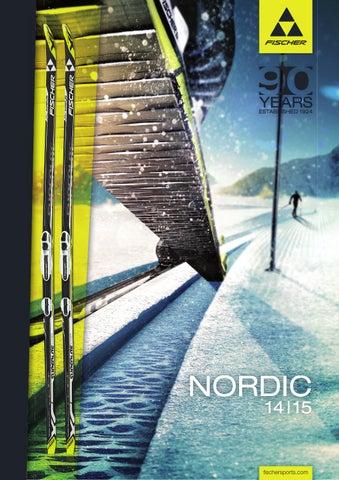 Nordic Skicase FISCHER ECO XC 1PAIR 195cm