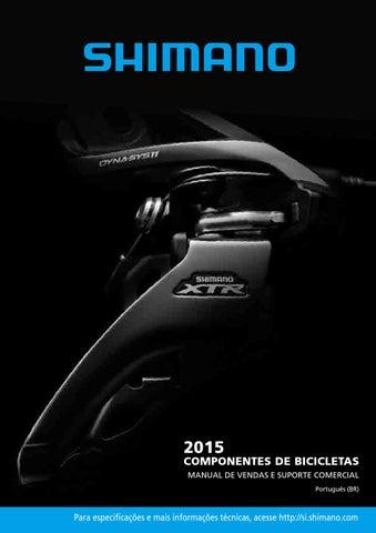 Catalogo shimano 2016 by shimano brasil issuu fandeluxe Choice Image