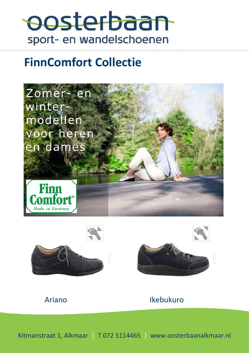 official store detailed images premium selection Oosterbaan FinnComfort collectie by Oosterbaan Sport En ...