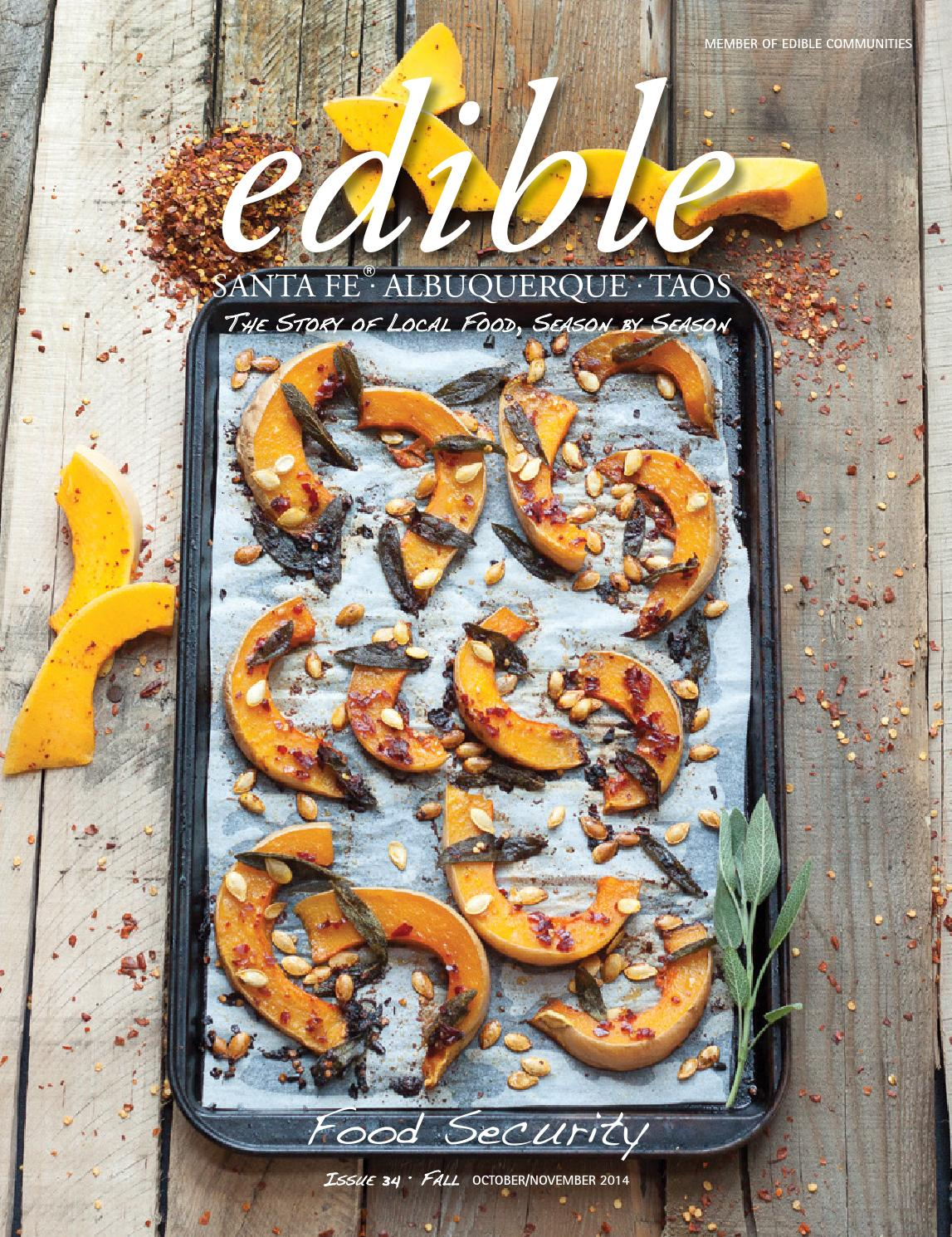 edible santa fe fall issue food security by edible santa fe issuu