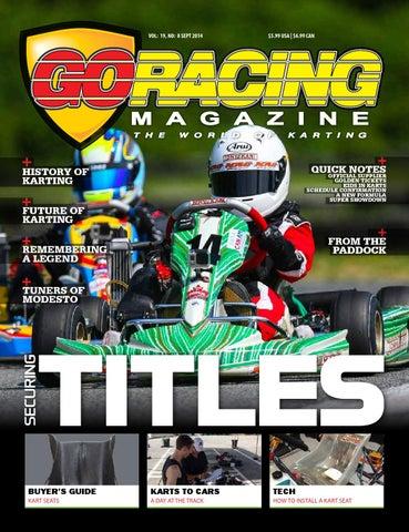 Go Racing Magazine - September 2014 by Go Racing Magazine - issuu