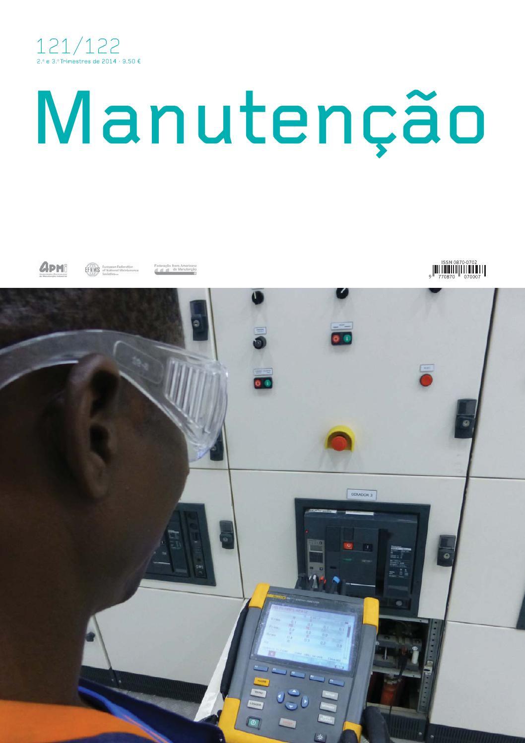 0085e580b78 Resumo revista Manutenção 121 122 by Revista Manutanção - issuu
