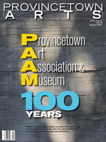 Parts 2014 by provincetown arts issuu page 1 fandeluxe Choice Image