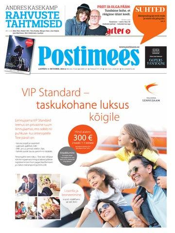 9c052900755 Postimehe paberleht 04 10 2014 by Postimees - issuu
