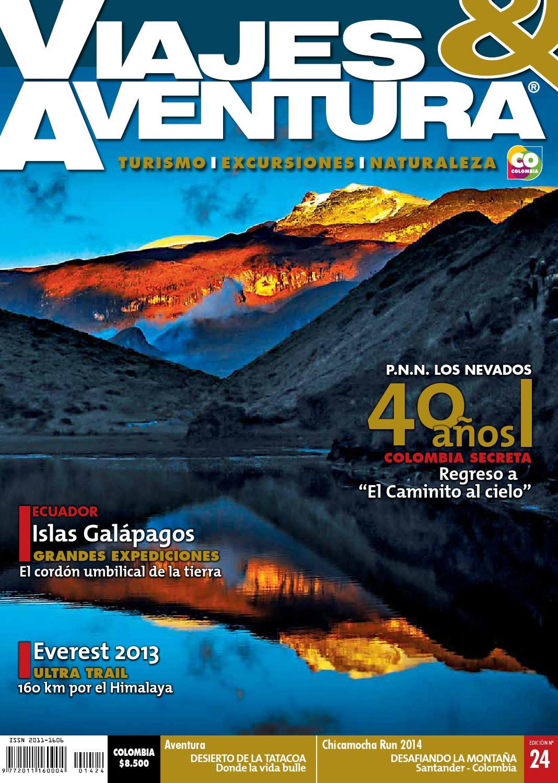 Revista Viajes & Aventura Ed 24 by Revista Viajes Y Aventura - issuu