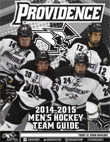 1e6c52dcf 2014-15 Providence College Men s Hockey Team Guide by Providence ...