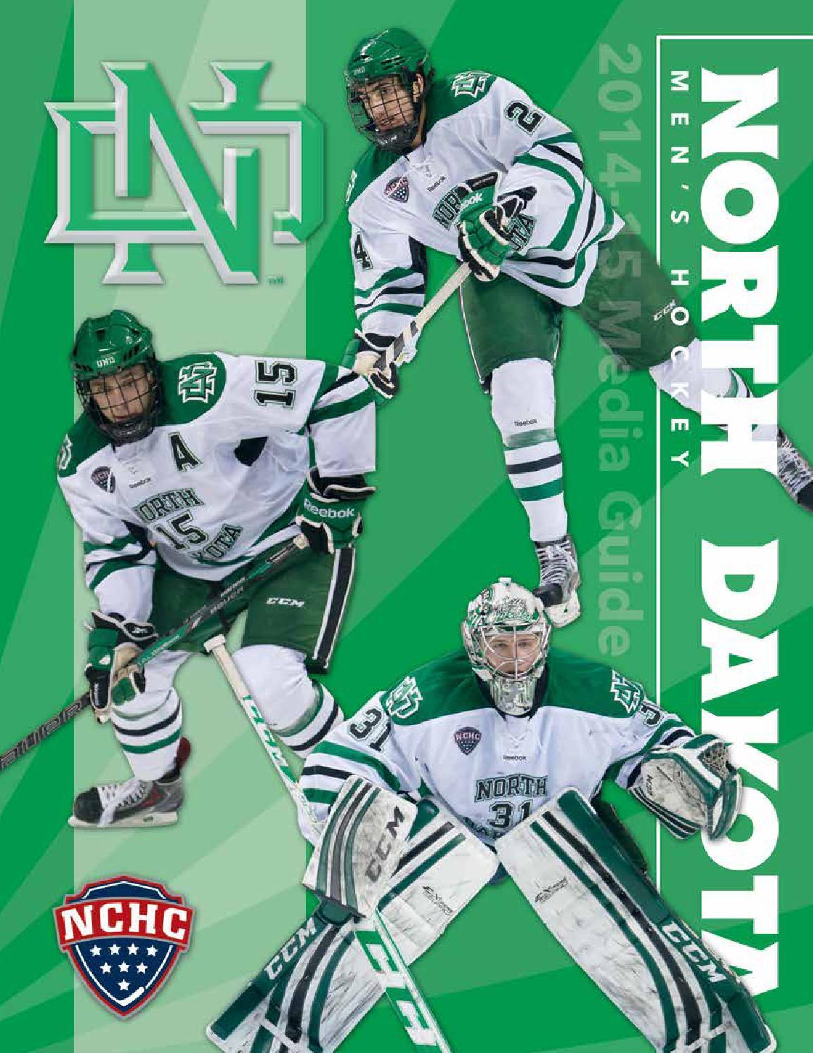 2014 15 University Of North Dakota Mens Hockey Media Guide By Moen 7906 Parts List And Diagram Ereplacementpartscom Issuu