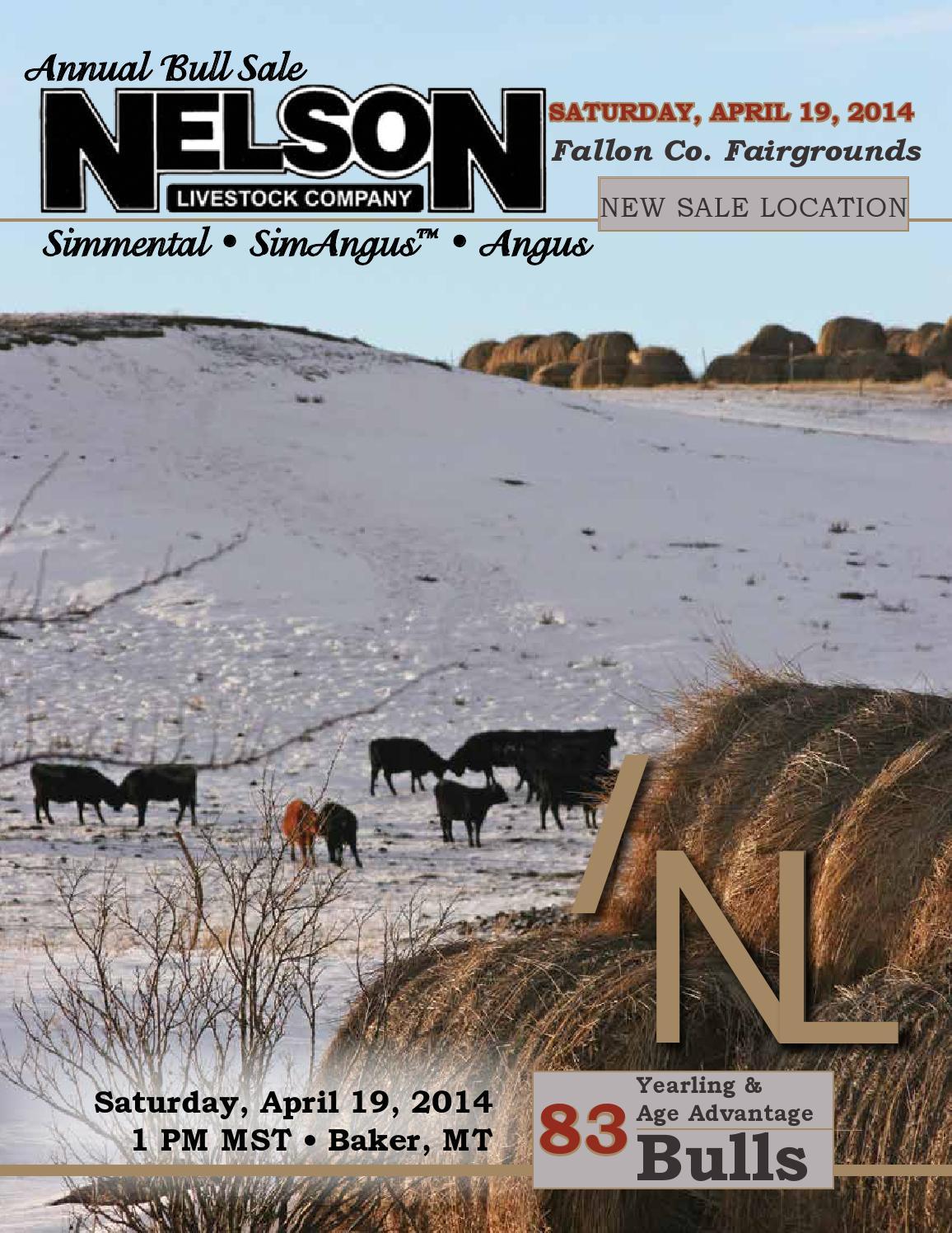 Nelson%20livestock%202014%20bull%20sale%20catalog finalweb
