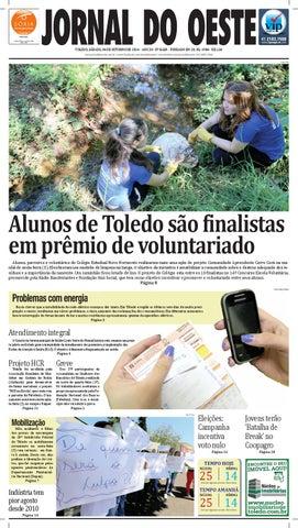Jornal do Oeste 04 de outubro 2014 by Jornal do Oeste - issuu b35cf588a0