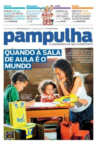fc59fd45b8f44 Pampulha - Sáb, 04 10 2014 by Tecnologia Sempre Editora - issuu