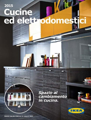 Ikea cucina2015 by volavolantino - issuu